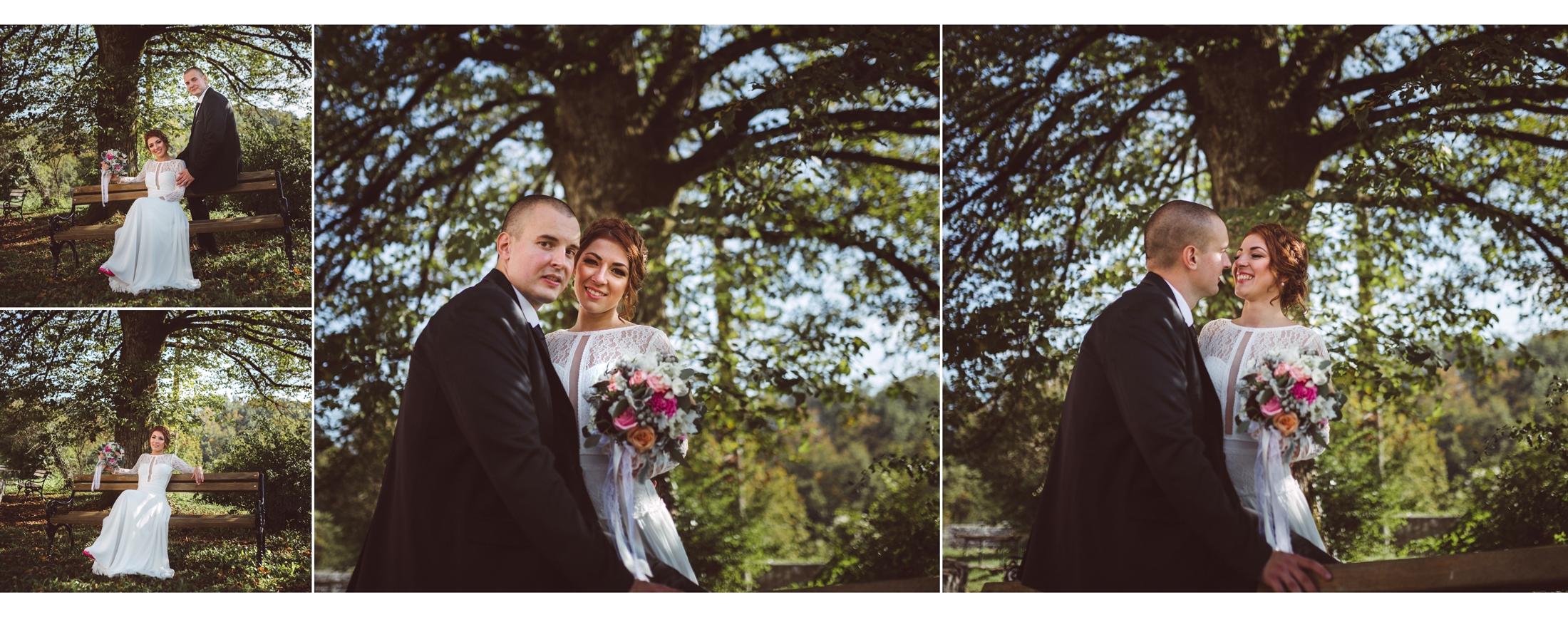 vjenčanje na dubovcu u prirodi