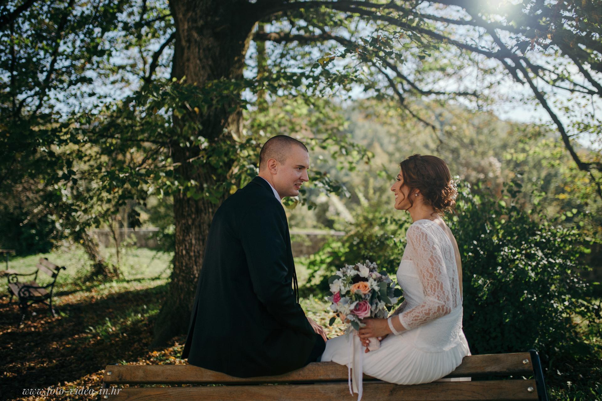 snimatelj za vjenčanja
