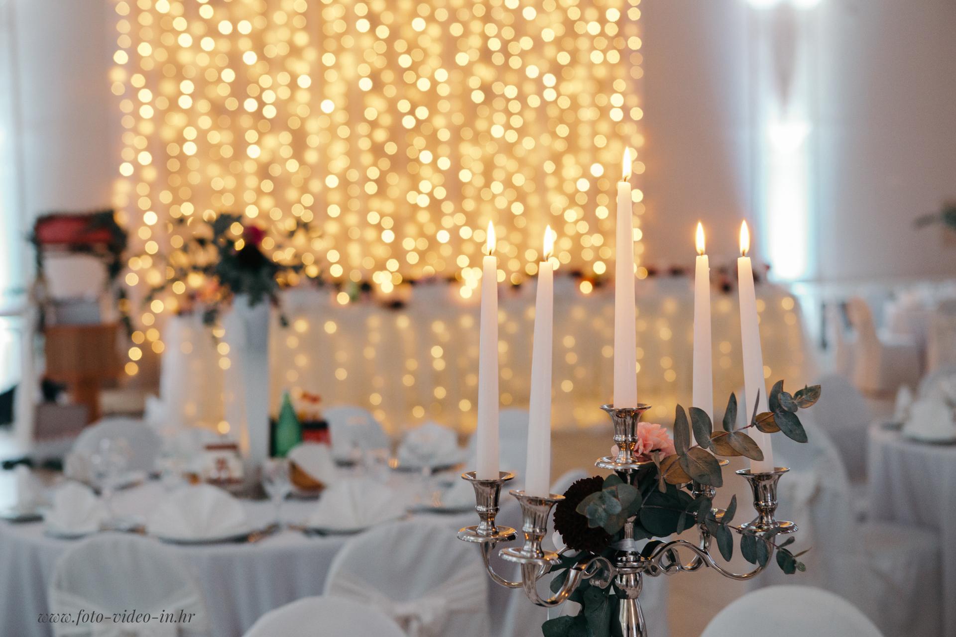 dekoracije za vjenčanja