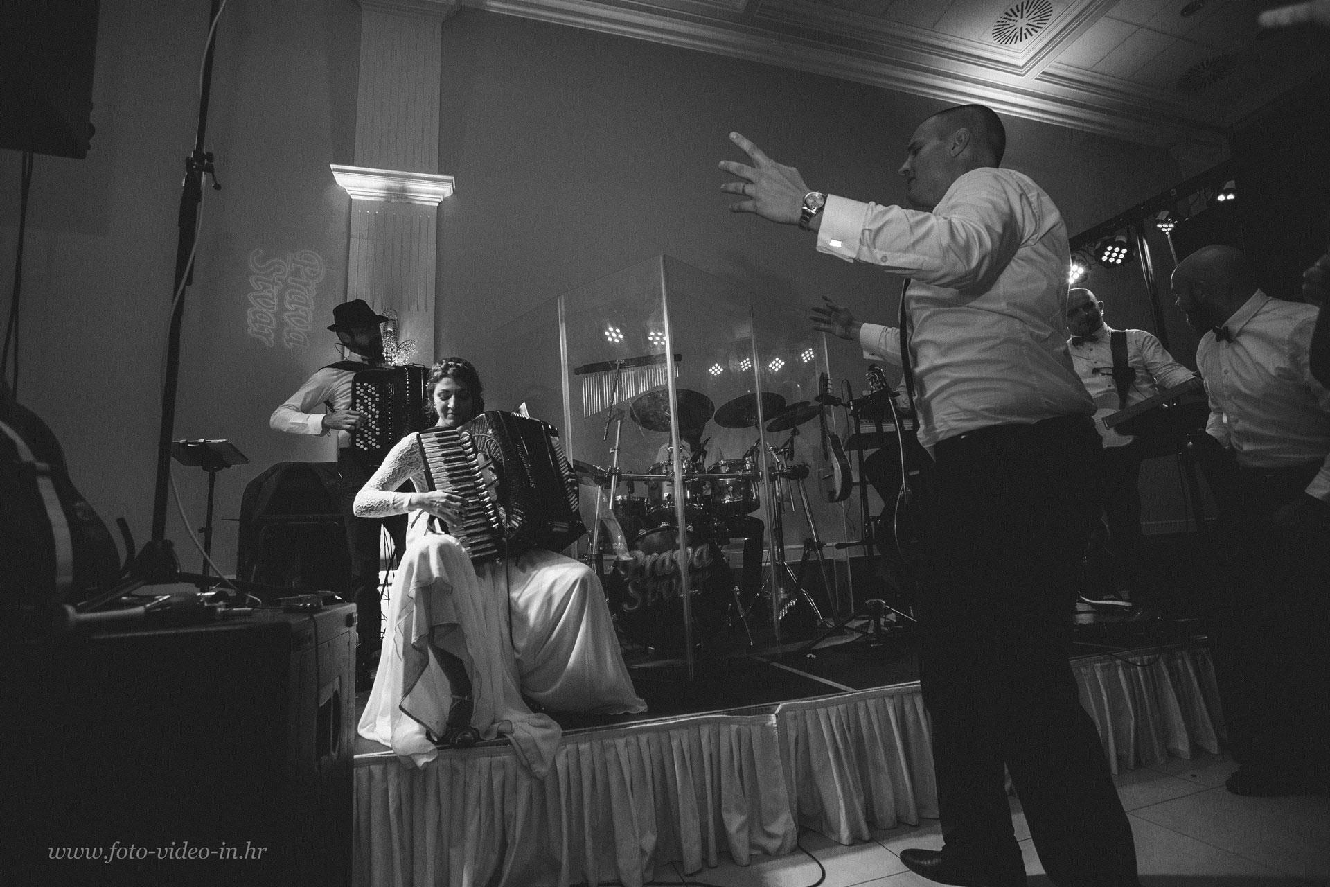harmonika za vjenčanja